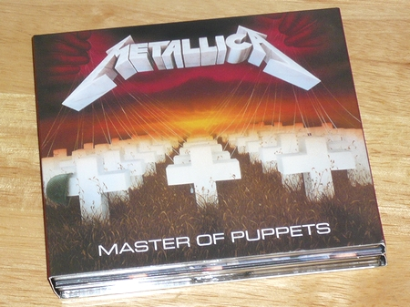 Master of Puppets Remaster2017