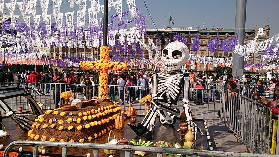 死者の日Mexico