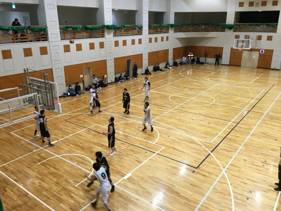町民卓球大会~バスケ能代 073