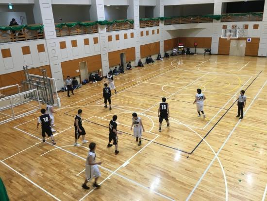 町民卓球大会~バスケ能代 069