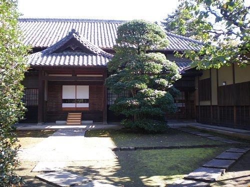 田村酒造・主屋