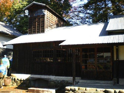 田村酒造・水車小屋