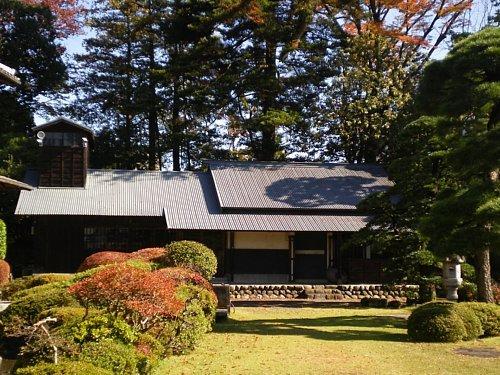 田村酒造・水車小屋と脇蔵