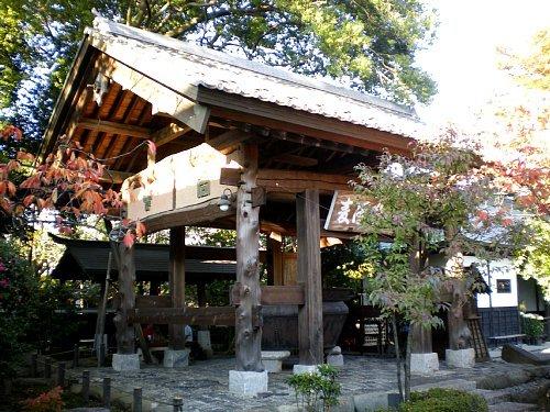 石川酒造・麦酒釜の館