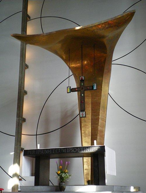 目黒教会・祭壇