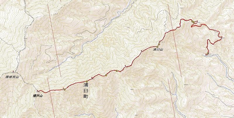 樺戸山log