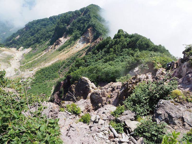 恵庭山頂東