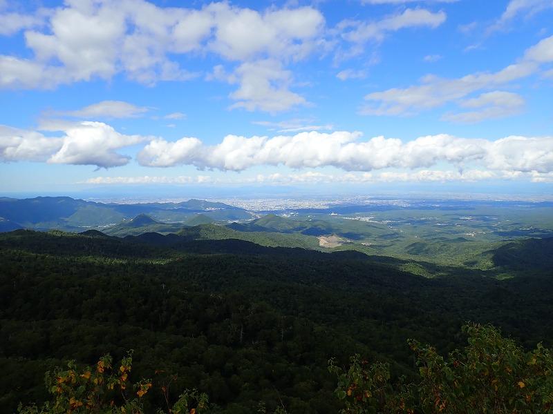 空沼岳山頂4