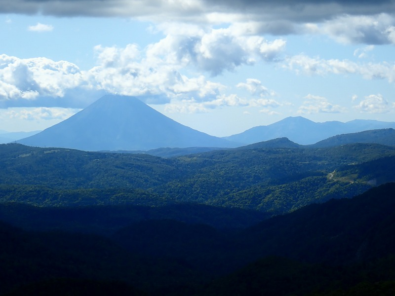 空沼岳山頂2