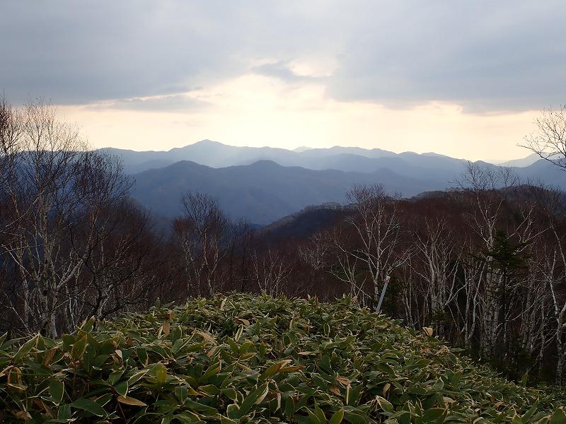 笹山 山頂から1