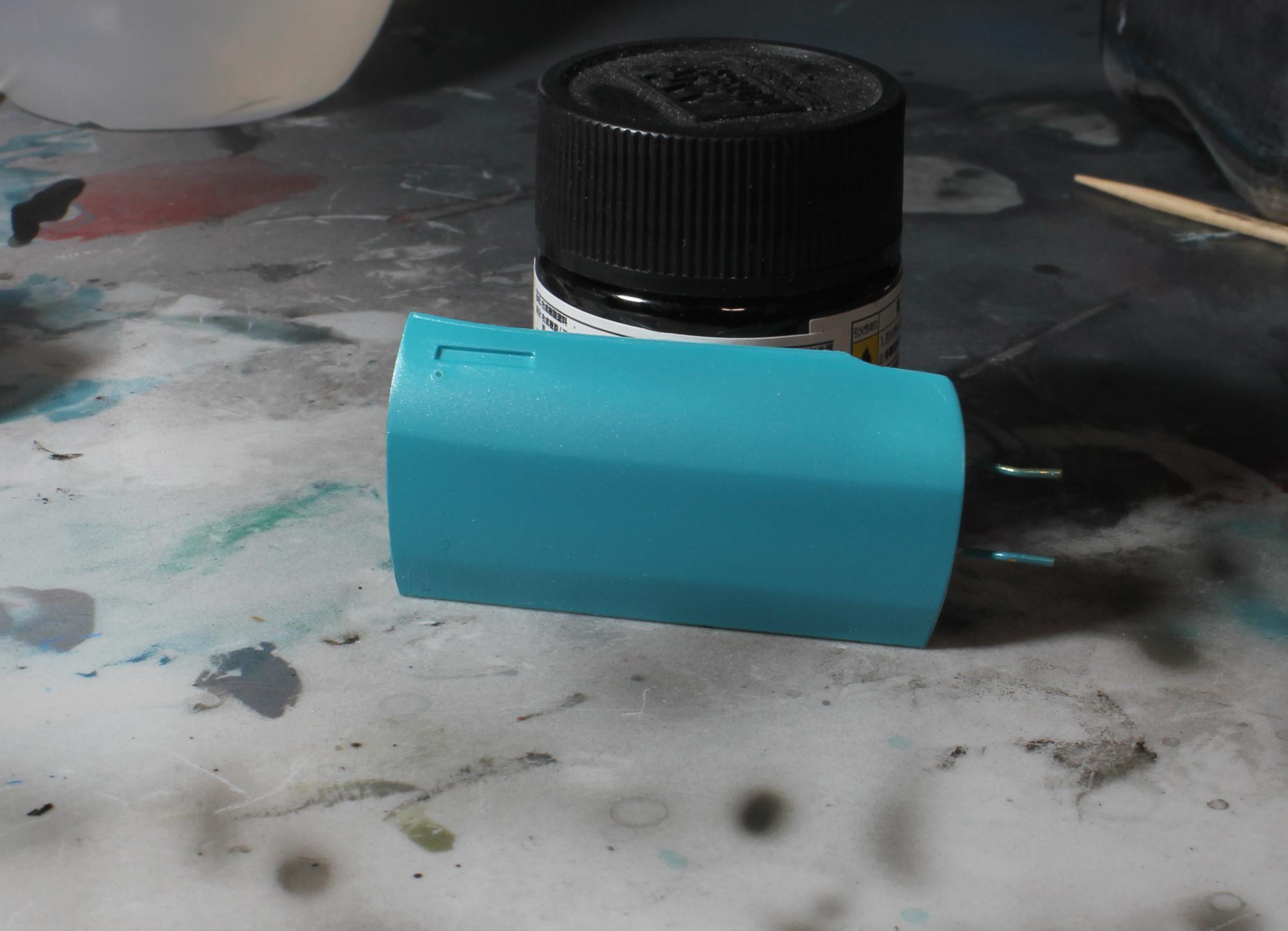 セリカジャンクボディー塗装修復1