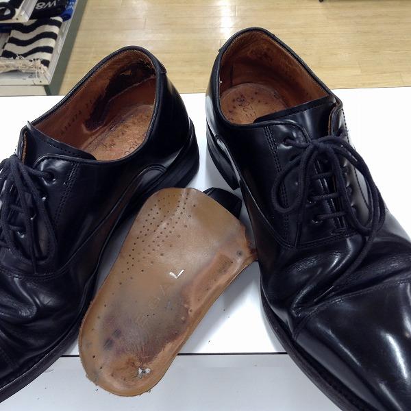 20171205かかと紳士靴