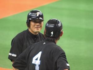 稲田さんと飯山さん