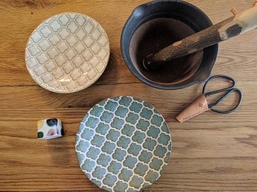 船橋の和食器SHOP『やま和』のセールでお気に入りの取り皿GET!!