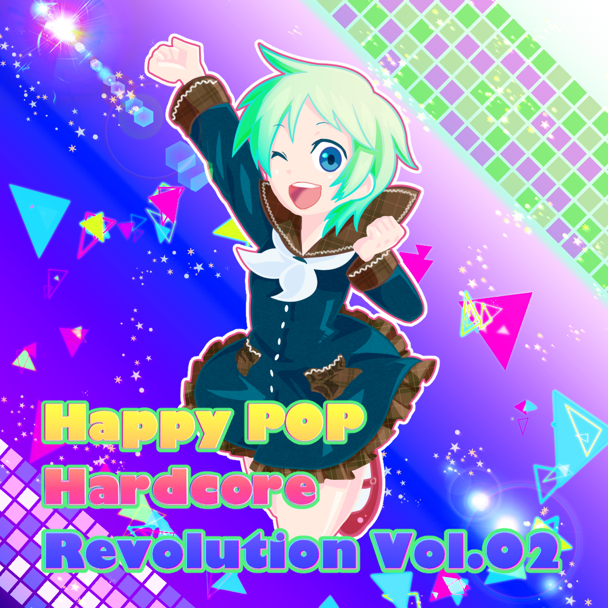 Happy POP Haradcore Revolution Vol.02