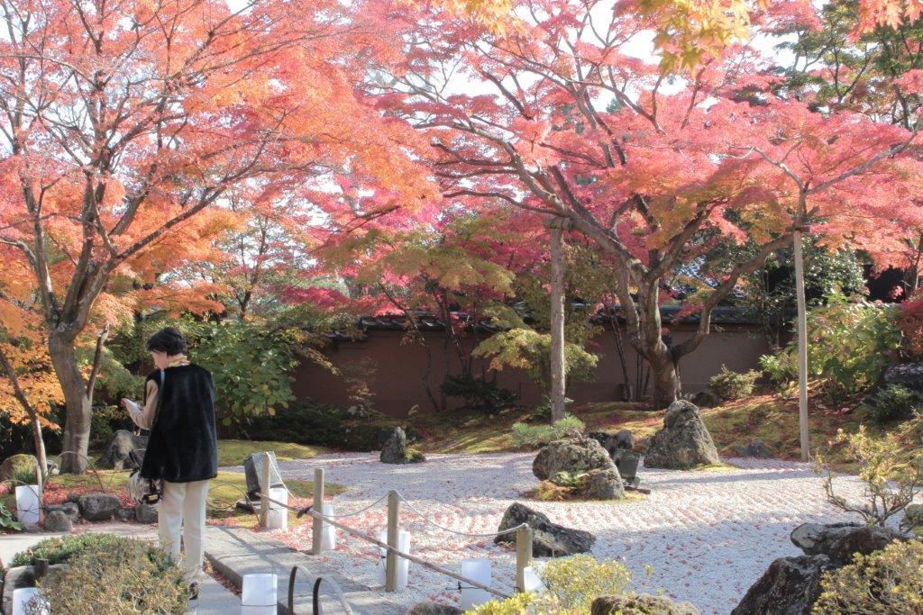 円通院庭園