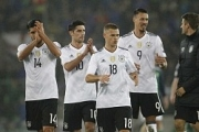 出場を決めたドイツ