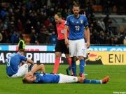 敗退のイタリア