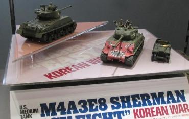 タミヤフェアM4A3E8 Easy Eight (イージーエイト)中戦車シャーマン (Sherman)イタレリM4A1シャーマンジャンボM4A3E2コブラM4A3E4アカバネスペシャル戦略大作戦(Kellys Heroes)シャーマン ファイアフライ Sherman Firefly한국전쟁朝鮮戦争Korean War