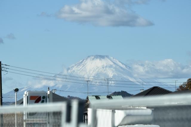 富士山2017120003