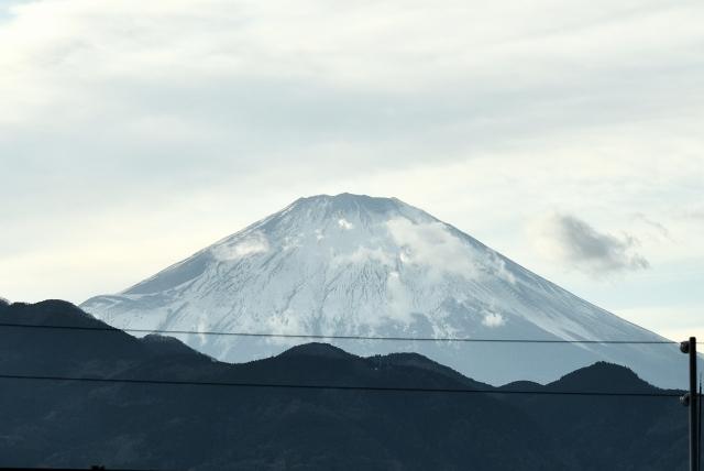 富士山2017120005