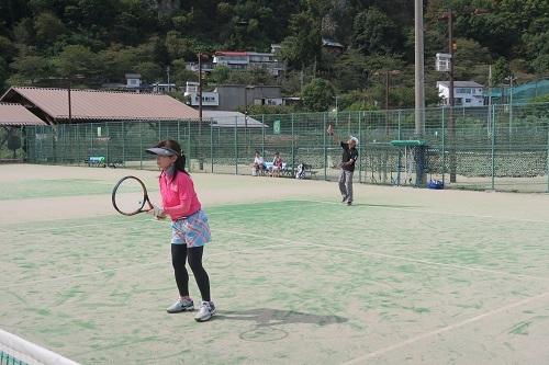 テニス(3)