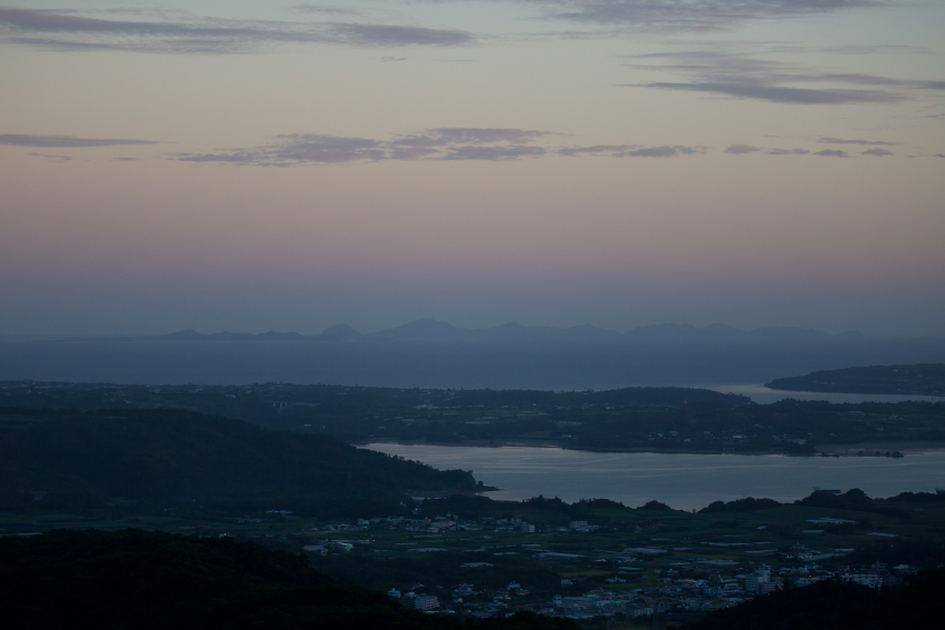 171012伊平屋島、伊是名島