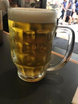 2017.8.15ビール1