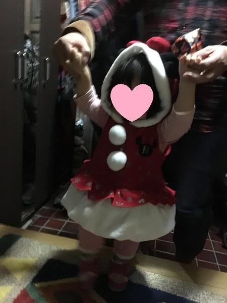 h29,12クリスマスお孫ちゃん