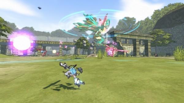 基本無料のMMOバトルシューティングオンラインゲーム『コズミックブレイク2』 ロイドのサイズで変化が?イベントリーグ「ビッグorスモール」が登場…!!