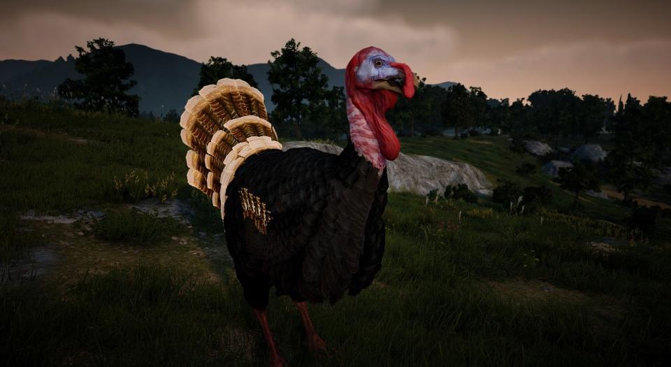 基本プレイ無料のノンターゲティングアクションRPG『黒い砂漠』 巨大モンスター・タルガルゴを倒してアイテムゲット♪収穫感謝祭イベントを開始したよ~!!