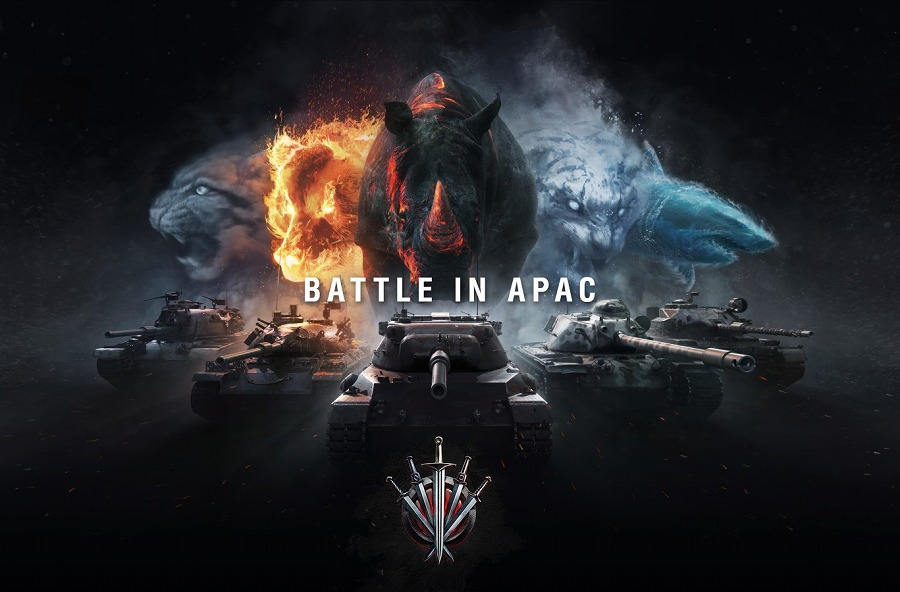 """基本プレイ無料のミリタリーシューティングオンラインゲーム『ワールド・オブ・タンクス』 ティアVⅢの重戦車""""Alpine Tiger""""が手に入る新イベント「Battle APAC」を開幕したよ~!! 新作"""