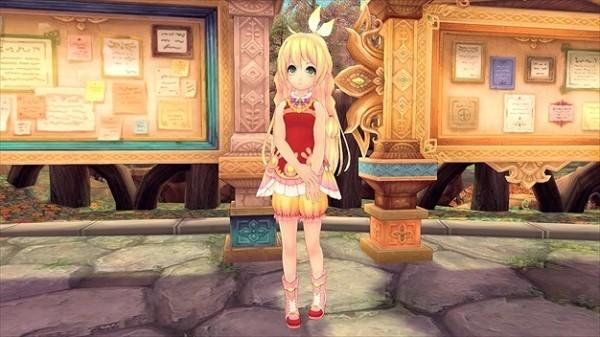 基本プレイ無料のアニメチックファンタジーオンラインゲーム『幻想神域』 10月11日にレベルアップ応援キャンペーンを開催するぞ~!! 新作オンラインゲームランキングDX