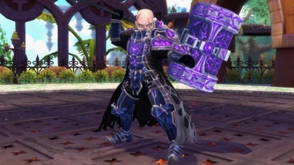 クロスジョブファンタジーMMORPG『星界神話』 レベル88の金品質装備を獲得できる新ダンジョン「秘宝庭園」を12月26日に実装するぞ~!!