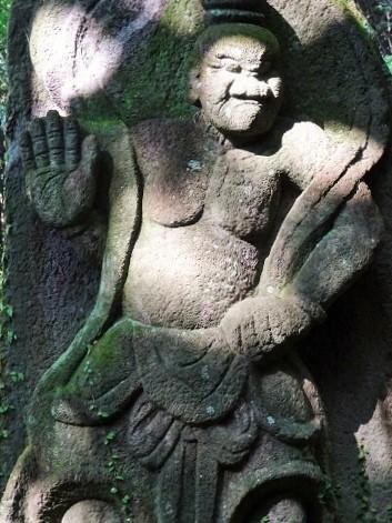 旧千燈寺仁王像