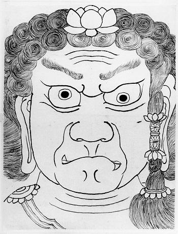 Mask of Fudō Myōō (2)350