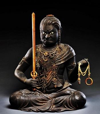 Kaikei (Japanese, active 1183–1223)Fudō Myōō (2)