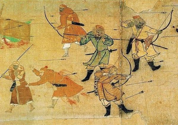 20171110 蒙古襲来絵詞