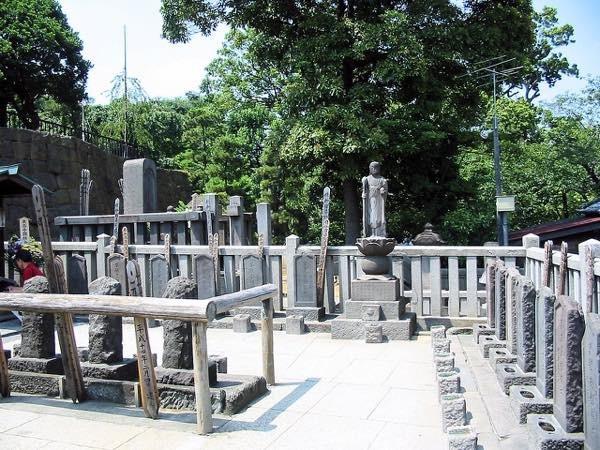 20171218 泉岳寺の赤穂浪士の墓
