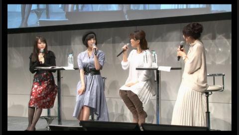 『マギアレコード 魔法少女まどか☆マギカ外伝』ステージ f4ファンフェス