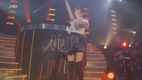 沼倉愛美 1st LIVE「My LIVE」at Zepp DiverCity 2017.08.20