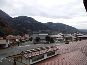 津和野駅より