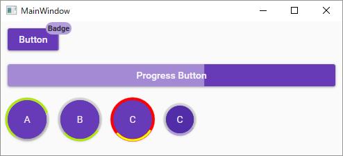 MaterialDesign追加ボタン