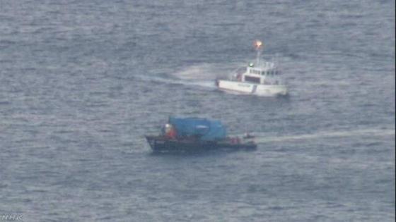 北朝鮮 武装難民 木造船 漂着 密入国 スパイ 工作員 土台人 朝鮮総連
