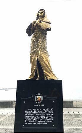 フィリピン 慰安婦像 中国