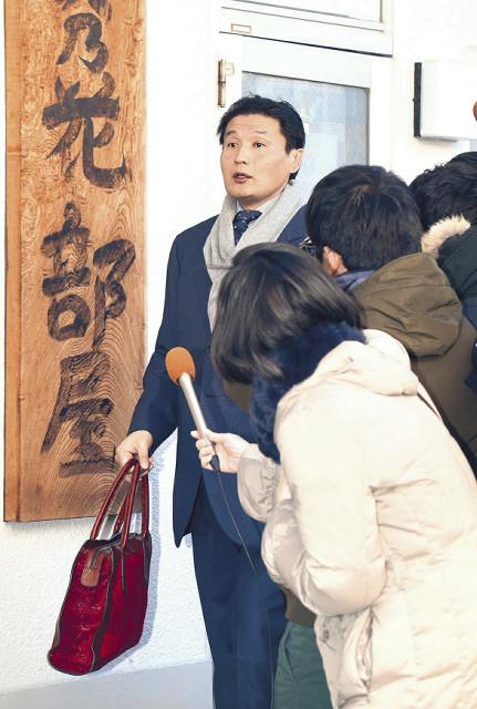 貴乃花親方 日本相撲協会 日馬富士 伊勢ヶ濱部屋 貴ノ岩 貴乃花部屋