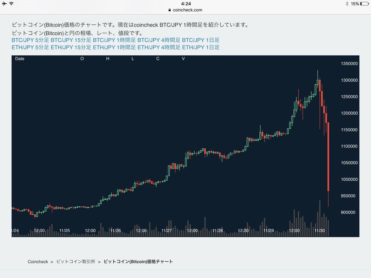 ビットコイン 投資 ロスカット 暴落 バブル
