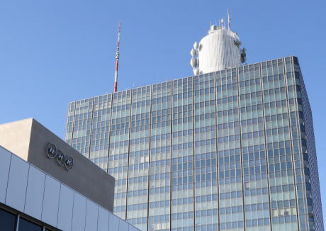 NHK 公共放送 受信料 スクランブル