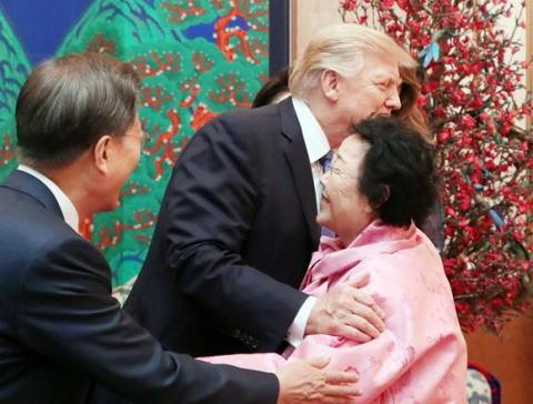 慰安婦 韓国 追軍売春婦 プロ慰安婦 李容洙 トランプ