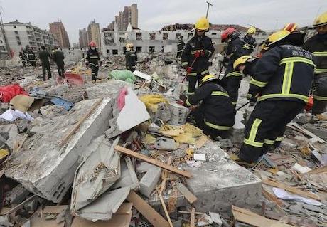 寧波 中国 爆発 チャイナボカン